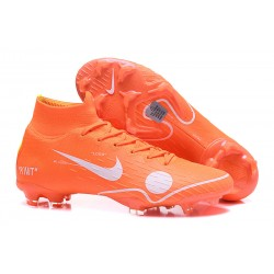 Nike Zapatillas Mercurial Superfly 6 Elite DF FG - Naranja