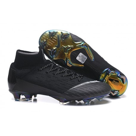 Zapatos Nike Mercurial Superfly 360 Elite FG - Negro