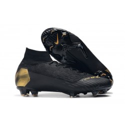 Bota Nuevo Nike Mercurial Superfly 6 Elite DF FG Black Lux
