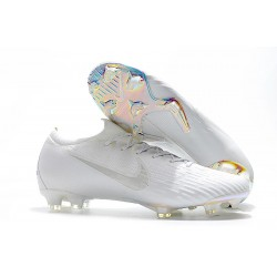 Zapatos Nike Mercurial Vapor 12 Elite FG - Blanco