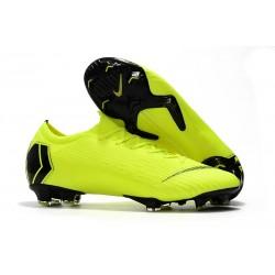 Zapatos Nike Mercurial Vapor 12 Elite FG - Voltio Negro