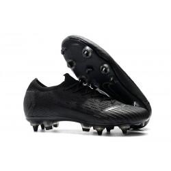 Botas de fútbol Nike Mercurial Vapor 12 Elite Sg Pro Ac Negro