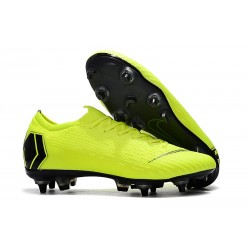 Nike Zapatillas Mercurial Vapor XII Elite Sg-Pro Voltio Negro