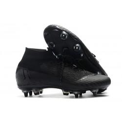 Nike Bota de Futbol Mercurial Superfly 6 Elite SG-Pro Negro