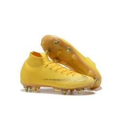 Nike Bota de Futbol Mercurial Superfly 6 Elite SG-Pro Amarillo Oro