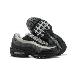 Zapatillas Nike Air Max 95 Hombres Negro Gris