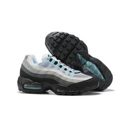Zapatillas Nike Air Max 95 Hombres Gris Negro