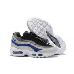 Zapatillas Nike Air Max 95 Hombres Gris Negro Azul