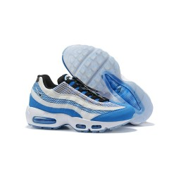Zapatillas Nike Air Max 95 Hombres Azul Blanco