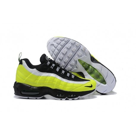 Nike Air Max 95 Zapatos Verde Negro
