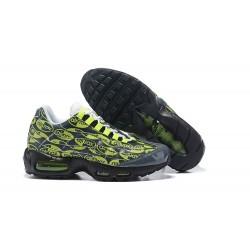 Nike Air Max 95 PRM Zapatos Verde Negro