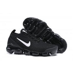 Zapato Nike Air VaporMax Flyknit 2019 - Negro Blanco