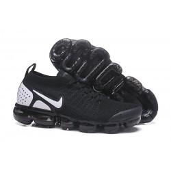 Zapatillas Nike Air Vapormax Flyknit 2.0 Negro Blanco