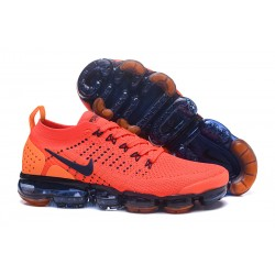Zapatillas Nike Air Vapormax Flyknit 2.0 Rojo Negro