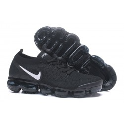 Nike Air Vapormax Flyknit 2 Zapatos - Negro Blanco