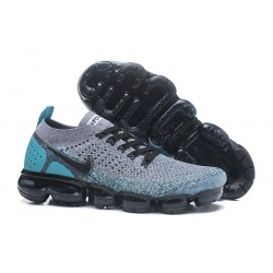 Nike Air Vapormax Flyknit 2 Zapatos - Gris Rosa