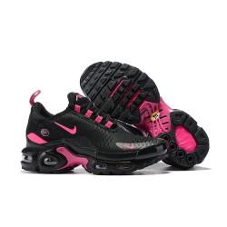 Nike Air Max 270 TN Plus Zapatos Mujer Negro Rosa