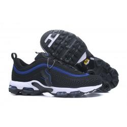 Zapatillas - Hombre Nike Air Max 97 Plus Negro Azul