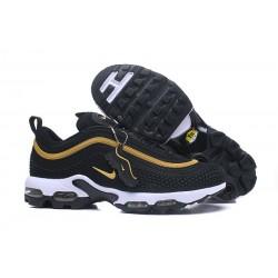 Zapatillas - Hombre Nike Air Max 97 Plus Negro Oro