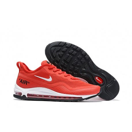 Nike Air Max 97 Sequent Zapatos Rojo