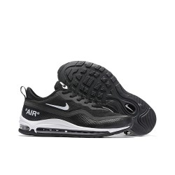 Nike Air Max 97 Sequent Zapatos Negro Blanco