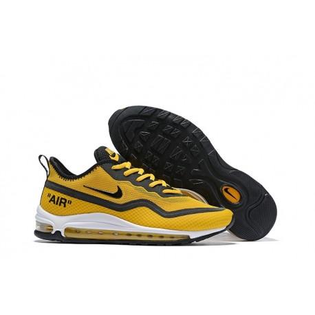 Nike Air Max 97 Sequent Zapatos Amarillo Negro