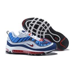 Zapatos Nuevo Nike Air Max OG 98 Gundam Azul Rojo