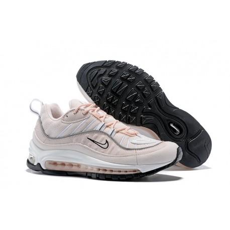 Zapatos Nuevo Nike Air Max 98 Rosa