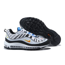 Zapatos Nuevo Nike Air Max OG 98 Gundam Azul Blanco