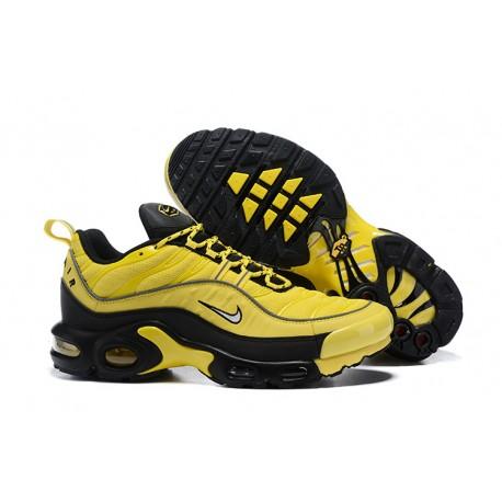 Zapatillas Nike Air Max TN 98 Plus Amarillo Negro