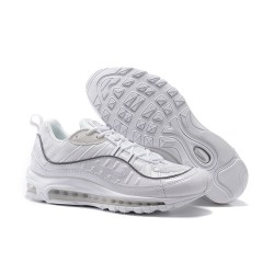 Nike Supreme x NikeLab Air Max 98 Zapatillas - Blanco