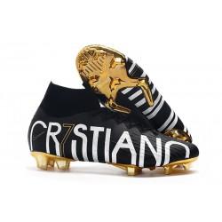 Cristiano Ronaldo Bota Nuevo Nike Mercurial Superfly 6 Elite DF FG