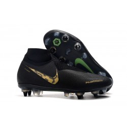Nike Phantom Vision Elite DF SG-PRO AC Black Lux