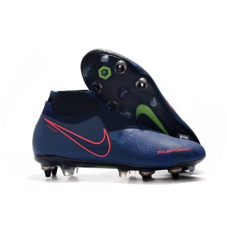 Nike Phantom Vision Elite DF SG-PRO AC Zafiro