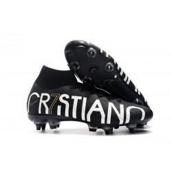 Cristiano Ronaldo CR7 Nike Bota de Futbol Mercurial Superfly 6 Elite SG-Pro