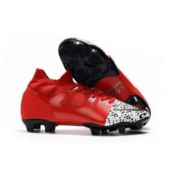 Nike Mercurial GS 360 Botas de Futbol Rosso Bianco