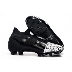 Nike Mercurial GS 360 Botas de Futbol Negro Bianco