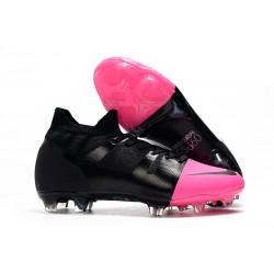 Nike Mercurial GS 360 Botas de Futbol Negro Rosa