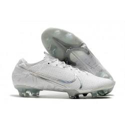 Tacos de Futbol Nike Mercurial Vapor 13 Elite FG Blanco