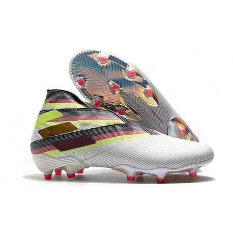 Tacos de Futbol adidas Nemeziz 19+ FG Edición limitada