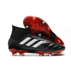 adidas Predator Mania 19+FG ADV Botas y Zapatillas de Fútbol -Negro