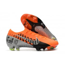 Nike Mercurial Vapor XIII 360 Elite FG Botas Naranja Cromo Negro