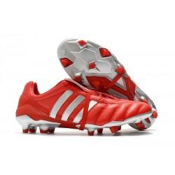 Adidas Predator Mania Og FG Botas y Zapatillas de Fútbol -Rojo Metal