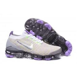 Zapatillas Nike Air VaporMax Flyknit 3 Violeta Plata