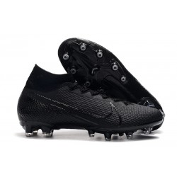 Nike Zapatillas de Futbol Mercurial Superfly VII Elite AG Negro