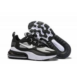 Nike Air Max 270 React Negro Gris