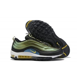 Nike Air Max 97 LX Liquid Metal Verde Negro