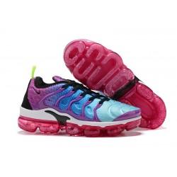 Nike Zapatos Air Vapormax Plus Violeta Rosa Azul