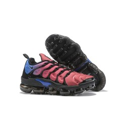 Nike Zapatos Air Vapormax Plus Rosa Azul Negro