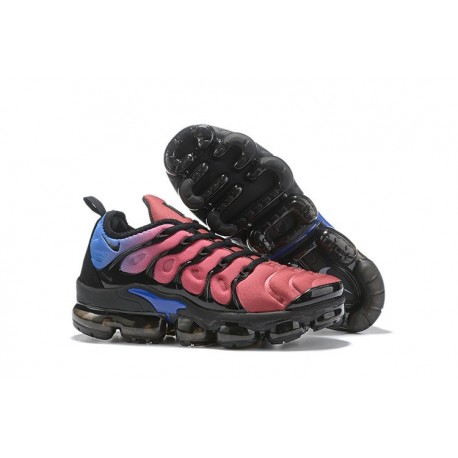 Nike Zapatos Air Vapormax Plus Rosa Azul Negro